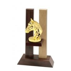 Ξύλινο αναμνηστικό άλογο FWG-300