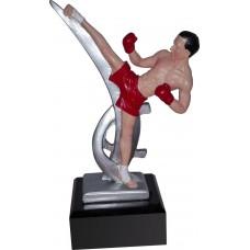 Αγαλματίδιο Kickboxing R-107