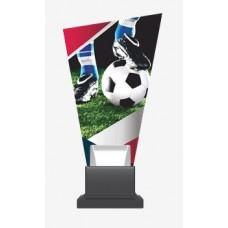 Γυάλινο αναμνηστικό ποδοσφαίρου GS-TROPHY