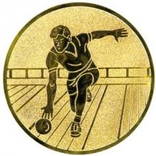 """Σήμα για μετάλλια """"BOWLING"""""""