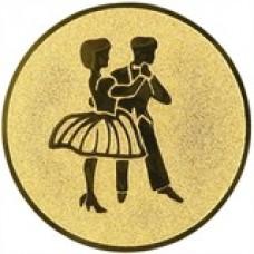 """Σήμα για μετάλλια """"ΧΟΡΟΣ"""""""