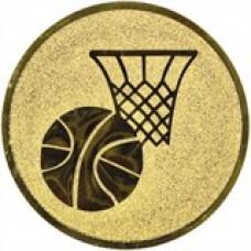 """Σήμα για μετάλλια """"ΜΠΑΣΚΕΤ"""""""