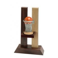 Ξύλινο έπαθλο Μπάσκετ FWS-350